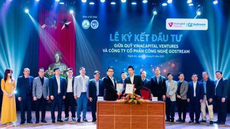 VinaCapital Ventures rót tiền vào startup livestream Việt