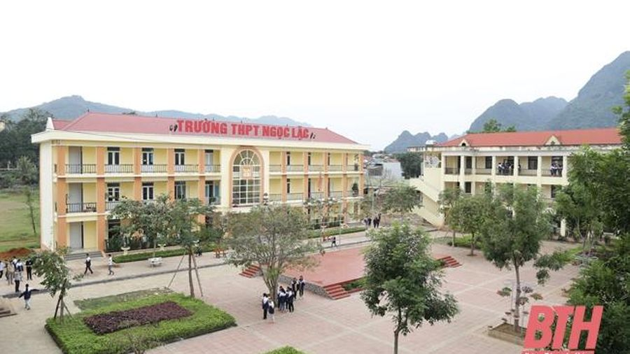 Nỗ lực xây dựng trường THPT đạt chuẩn quốc gia