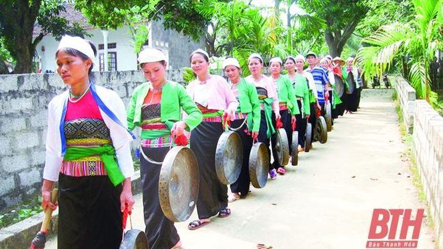 Huyện Thạch Thành bảo tồn, phát huy các giá trị văn hóa dân tộc Mường