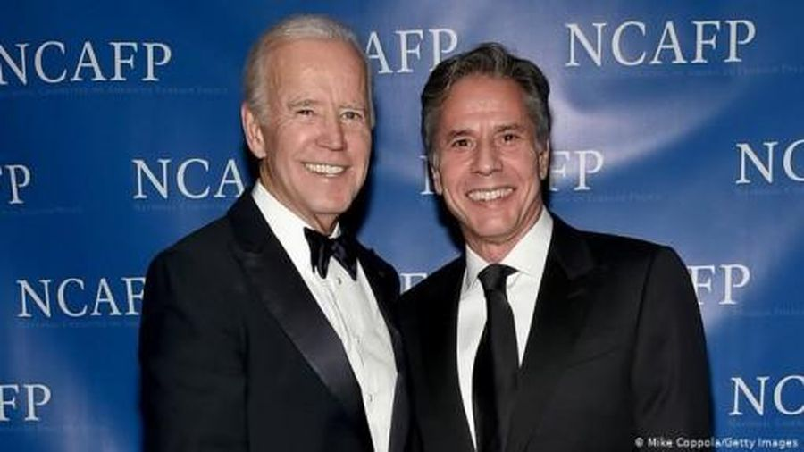 Ông Biden lập xong bộ máy ngoại giao