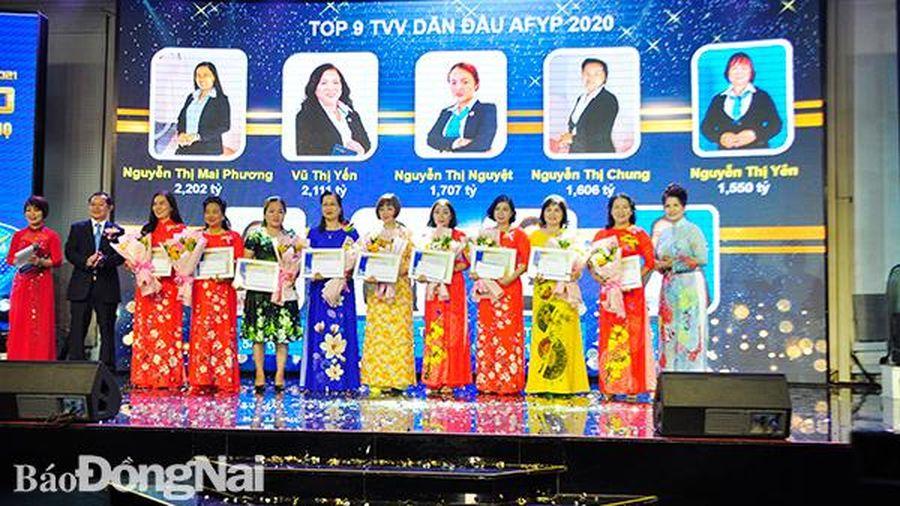 Bảo Việt Nhân thọ Đồng Nai triển khai nhiệm vụ năm 2021