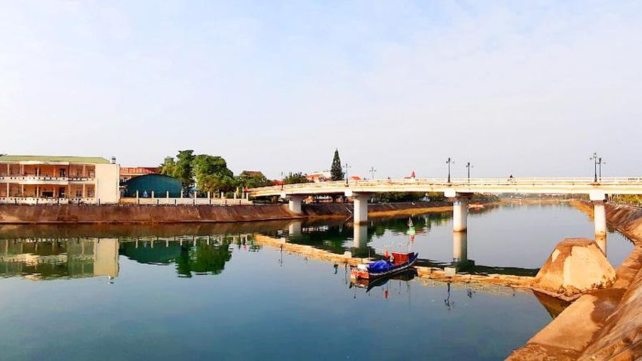Hấp dẫn tuyến du lịch sinh thái Quảng Hà - Cái Chiên