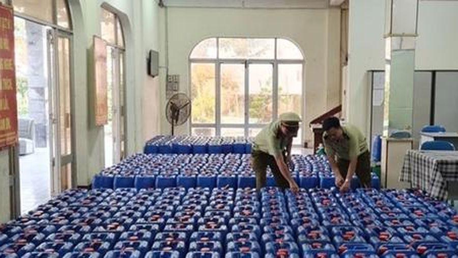 Phát hiện nhiều hàng hóa không hợp pháp tại Phú Yên