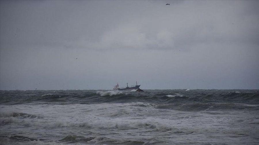 Thổ Nhĩ Kỳ: Chìm tàu chở hàng của Nga ở Biển Đen