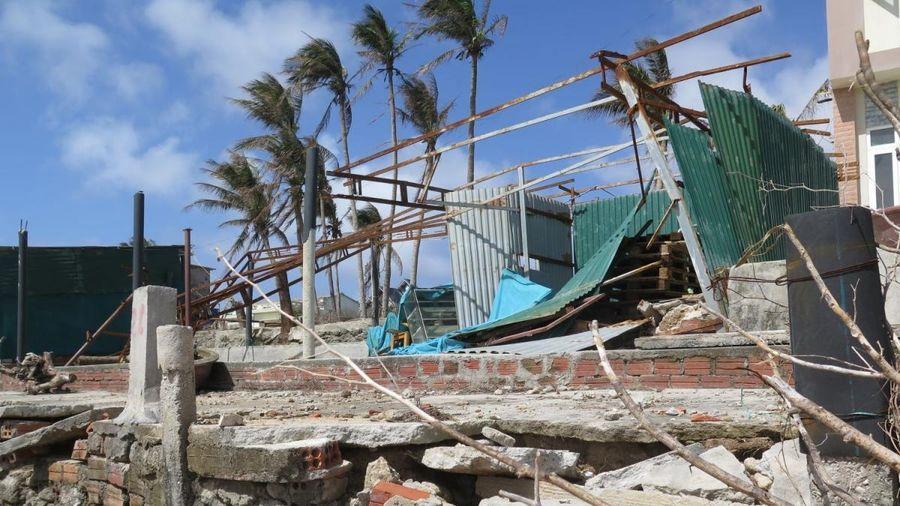 Quảng Ngãi phân bổ hơn 14 tỷ đồng xây lại nhà ở cho các hộ bị ảnh hưởng bão lũ