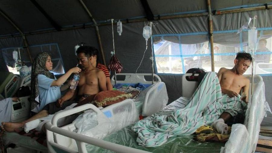 Nạn nhân vụ động đất ở Indonesia tăng lên 73 người