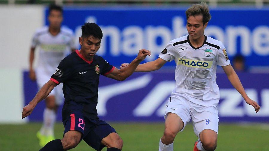 Sài Gòn FC vs HAGL: Chiến thắng đầu tay cho HLV Kiatisak