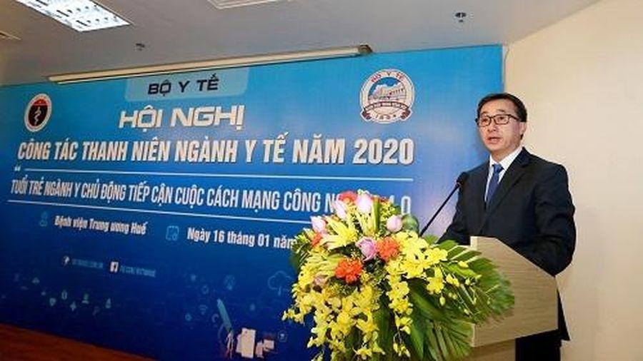 Hội nghị thanh niên ngành y tế: Phát động đoàn viên tham gia Mạng Y tế Việt Nam