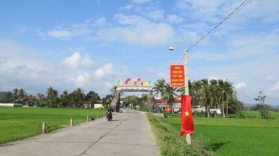 Phú Yên: Phấn đấu có thêm 4 xã đạt chuẩn nông thôn mới trong năm 2021