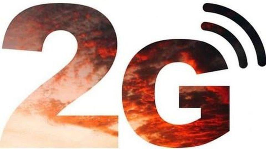 Nhà mạng Hàn Quốc sẽ 'cắt' 2G từ tháng 6/2021