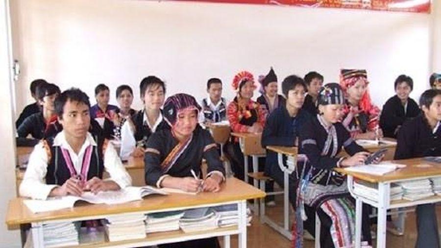 Quy định mới về chế độ cử tuyển đối với học sinh, sinh viên dân tộc thiểu số