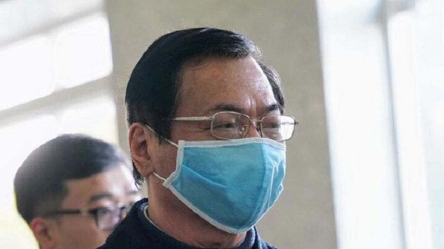 Lại hoãn xử cựu bộ trưởng Vũ Huy Hoàng và đồng phạm