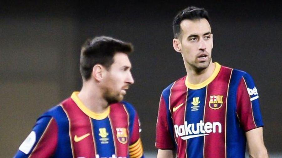 Highlights Barca tuột mất danh hiệu ở phút 90