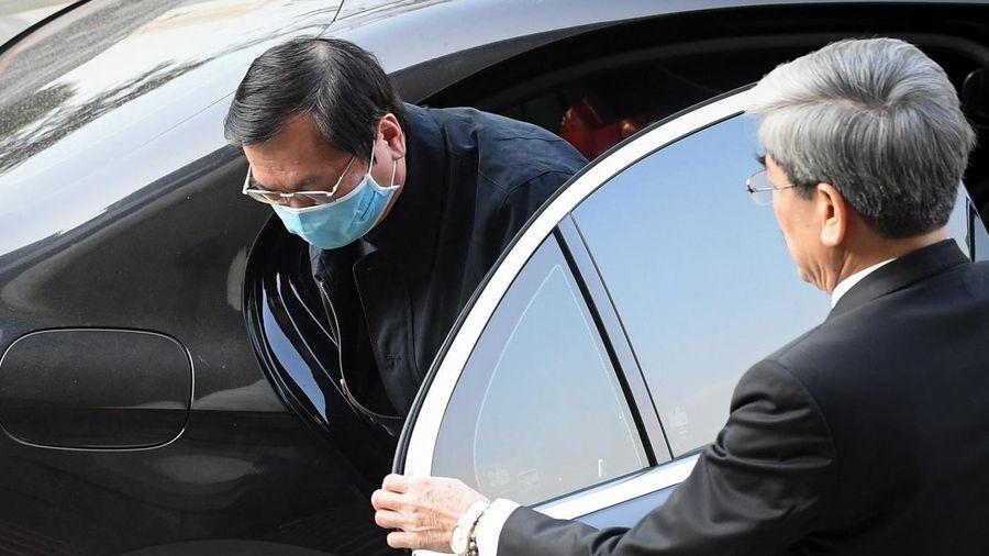 Ông Vũ Huy Hoàng: 'Sức khỏe của tôi không được tốt'