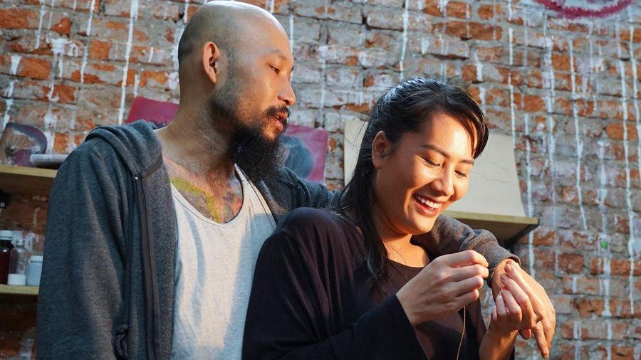 Diễn viên Minh Cúc chia tay bạn trai