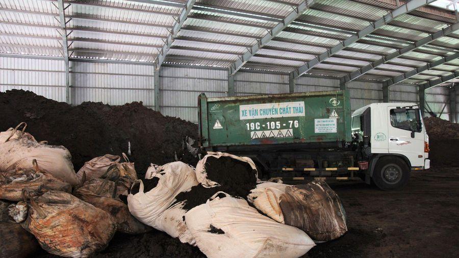 Nhà máy xử lý rác bị phạt 420 triệu đồng