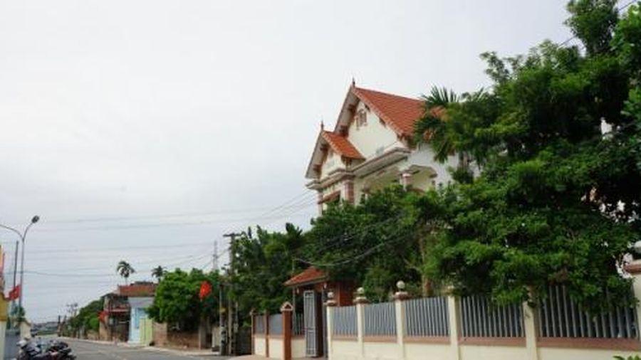 Về Tầm Tang khu dân cư kiểu mẫu đầu tiên của tỉnh Hưng Yên