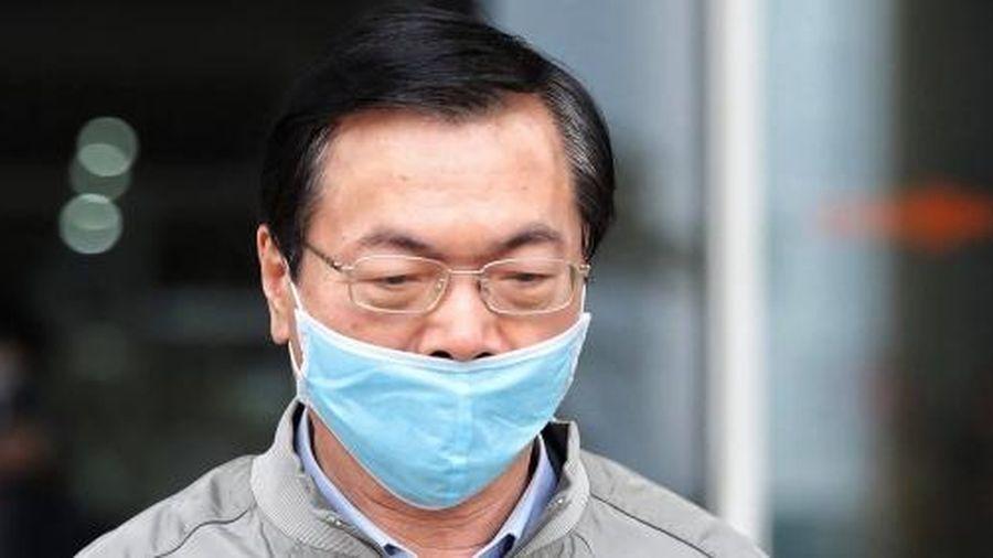 Mở lại phiên tòa xét xử cựu Bộ trưởng Bộ Công thương Vũ Huy Hoàng
