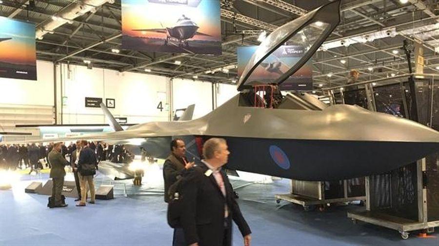 Tiêm kích Anh bay nhanh gấp hơn 3 lần F-35