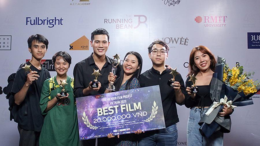 Phim 'Lư đồng' thắng lớn tại cuộc thi 48 HFP Việt Nam 2020