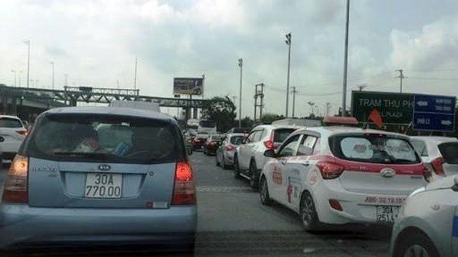 Mãn tải sớm, cao tốc Pháp Vân - Cầu Giẽ được đề xuất mở rộng lên 10 làn xe
