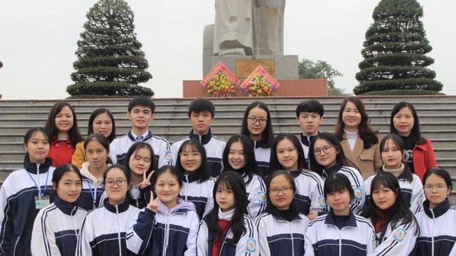 Nghệ An giành 81 giải tại Kỳ thi chọn học sinh giỏi Quốc gia