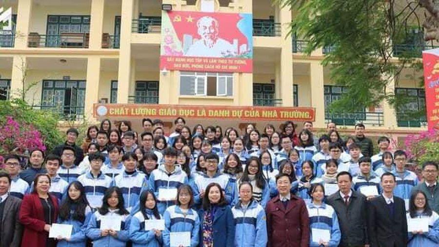 Học sinh Lào Cai giành 48 giải tại Kỳ thi học sinh giỏi Quốc gia THPT