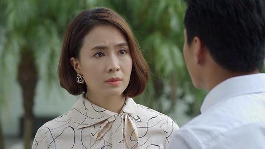 Hướng Dương Ngược Nắng trích đoạn tập 16: Kiên bất ngờ 'lật mặt', chia tay với 'người yêu' Minh Châu