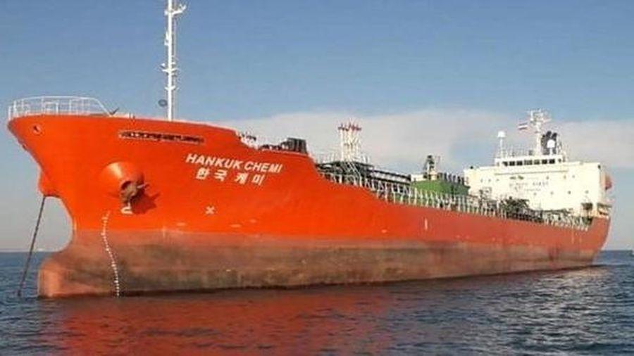 Đại sứ quán Việt Nam tại Iran thăm lãnh sự 2 công dân Việt Nam trên tàu Hàn Quốc bị Iran bắt giữ