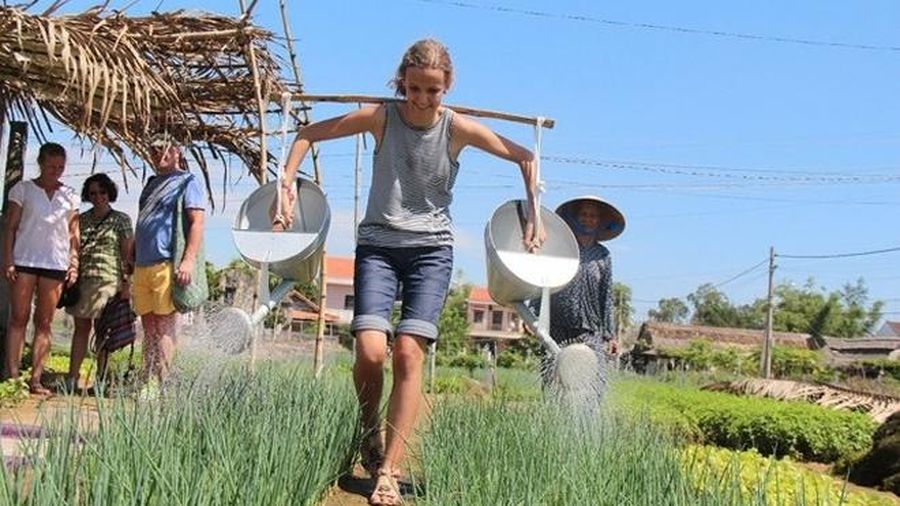 Đẩy mạnh phát triển du lịch nông thôn, du lịch cộng đồng gắn với xây dựng nông thôn mới