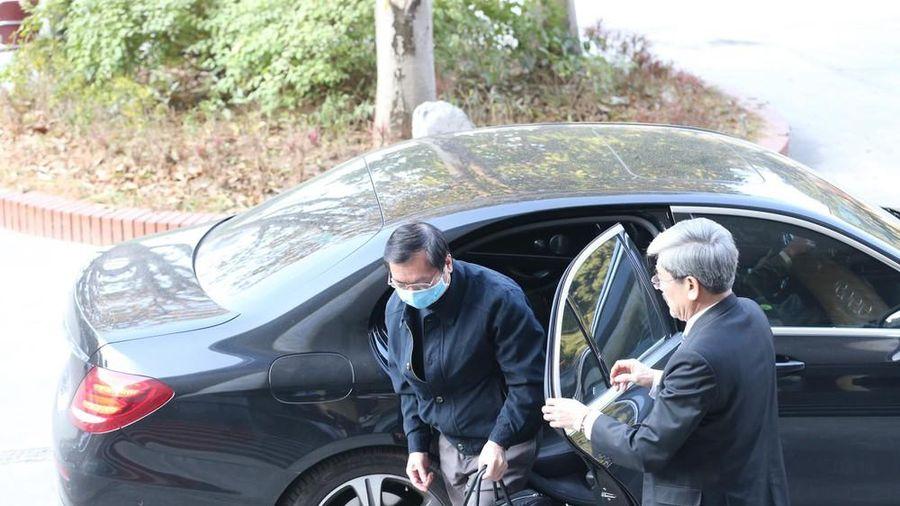 Tiếp tục hoãn phiên xử cựu Bộ trưởng Công Thương Vũ Huy Hoàng