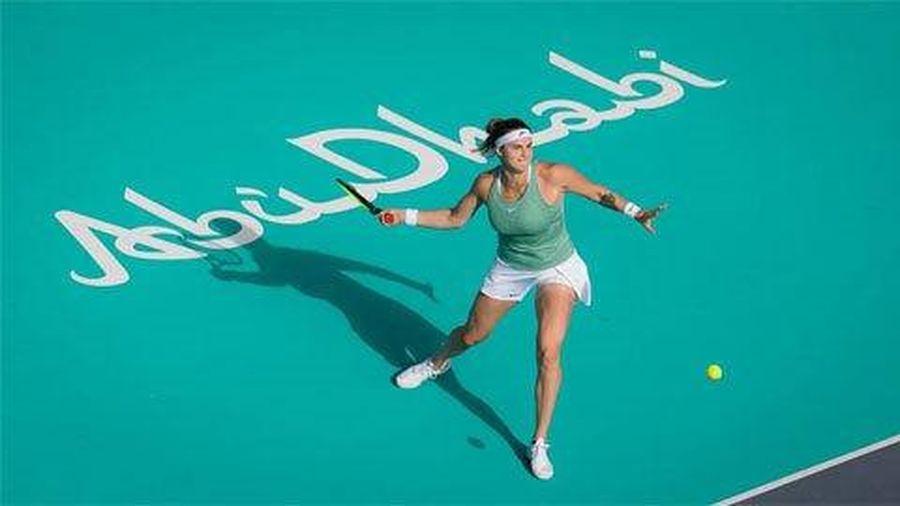 Aryna Sabalenka vô địch Abu Dhabi mở rộng 2021