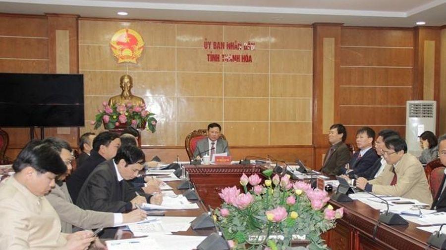 Doanh nghiệp Đài Loan đề xuất xây dụng khu nông nghiệp thông minh tại Thanh Hóa