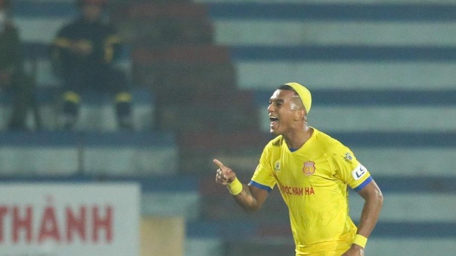 Vòng 1 V-League 2021: Ngoại binh tiếp tục áp đảo cầu thủ Việt Nam