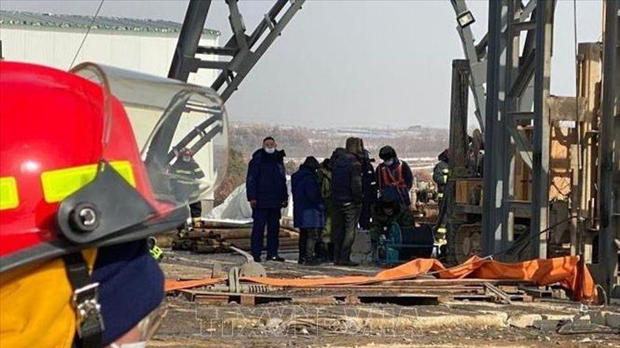 Lời kêu cứu từ lòng đất của những thợ mỏ bị mắc kẹt ở Trung Quốc