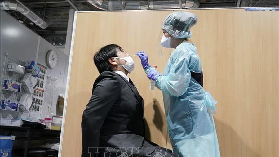 Thủ tướng Nhật Bản chỉ định quan chức phụ trách chiến dịch tiêm vaccine ngừa COVID-19