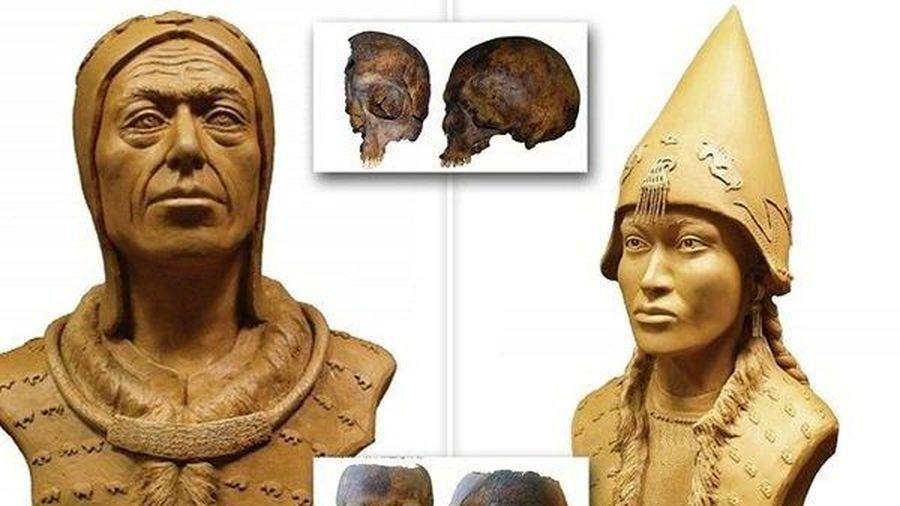 'Gọi' nhà vua và ái thiếp tỉnh dậy trong mộ cổ chứa 20kg vàng sau 2.600 năm