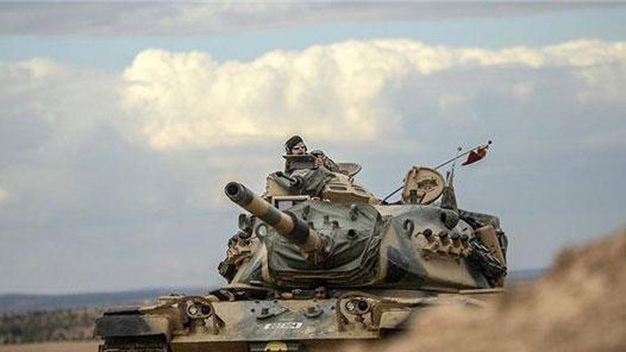 Lực lượng do Thổ Nhĩ Kỳ hậu thuẫn bị nhóm thánh chiến khác tấn công ở Tây Bắc Syria