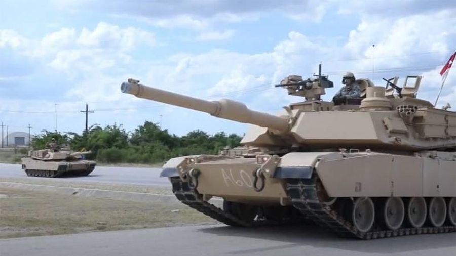 Mỹ hé lộ về các phiên bản tiếp theo của xe tăng Abrams