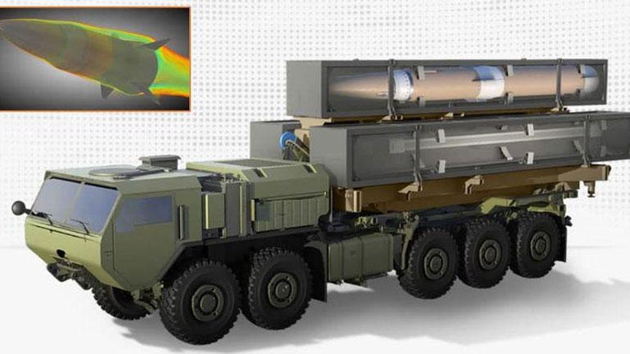 Xuất hiện tổ hợp vũ khí siêu thanh tương tự Iskander của Nga tương tự Mỹ xuất hiện
