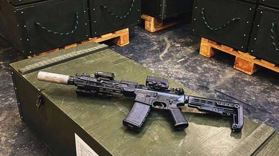 Ukraine đàm phán mua súng trường tấn công 5,56 mm