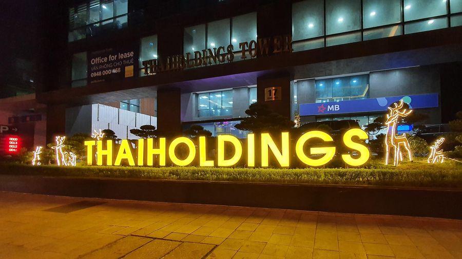 Đằng sau khoản lãi nghìn tỉ năm 2020 của Thaiholdings