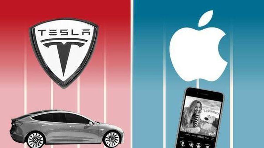 Tim Cook từng từ chối mua lại Tesla, phải chăng Apple đã mắc sai lầm?