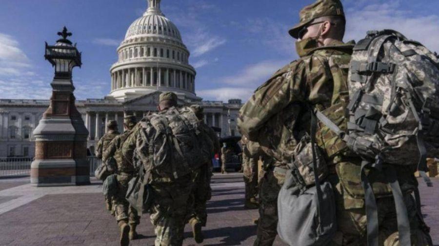 An ninh lễ nhậm chức Joe Biden: Lo sợ bị tấn công từ nội bộ