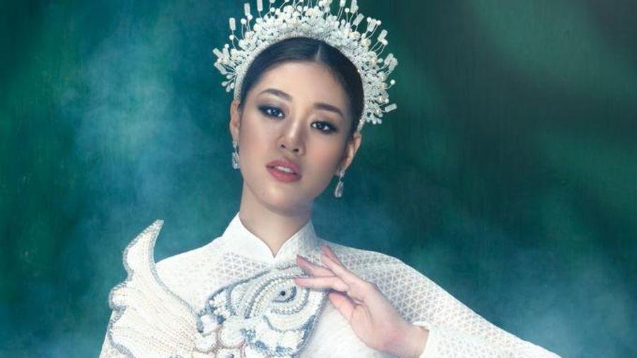 Hoa hậu Khánh Vân: 'Chuyện tình cảm là do duyên số'