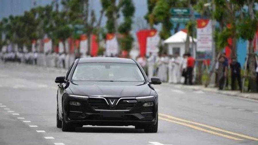 VinFast sẽ tung thêm nhiều mẫu ôtô chạy xăng, chạy điện từ 202