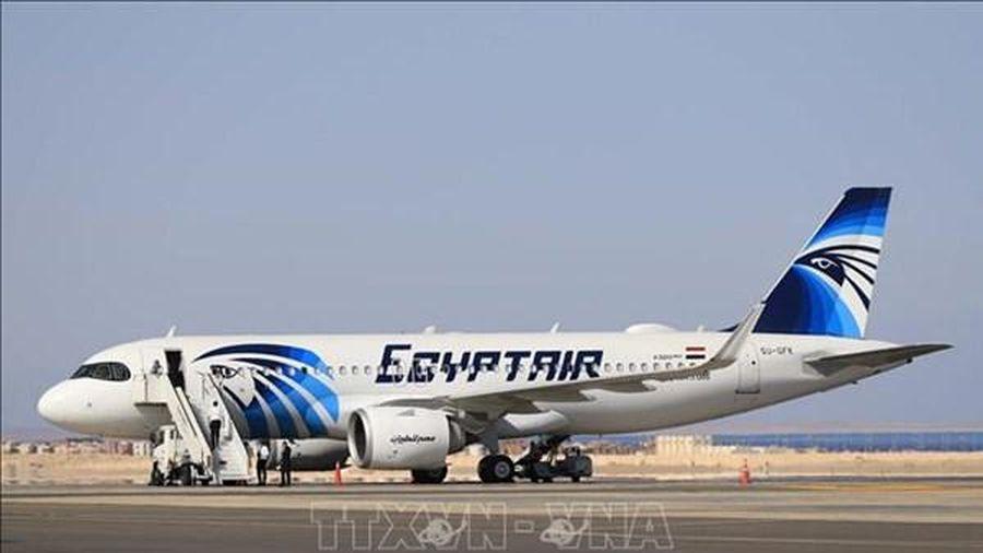 EgyptAir chính thức nối lại đường bay tới Qatar