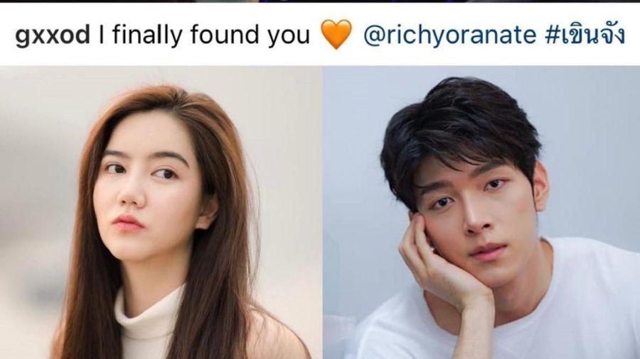 'Cặp đôi màn ảnh' God Itthipat và Richy Oranate chính thức công khai hẹn hò