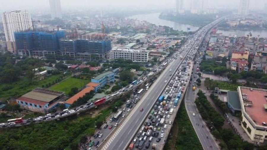 Đề xuất rót 5.000 tỷ đồng mở rộng cao tốc Pháp Vân - Cầu Giẽ lên 10 làn xe