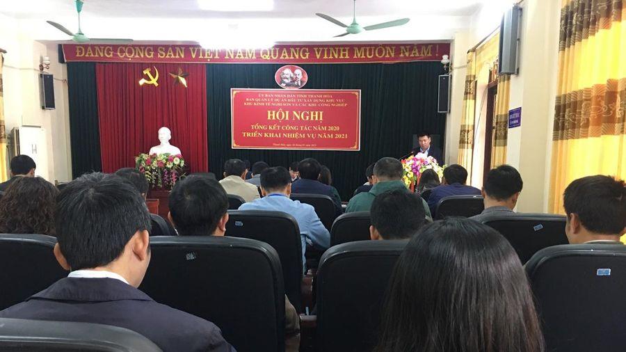 Ban Quản lý dự án Đầu tư xây dựng khu vực Khu kinh tế Nghi Sơn và các khu công nghiệp triển khai nhiệm vụ năm 2021